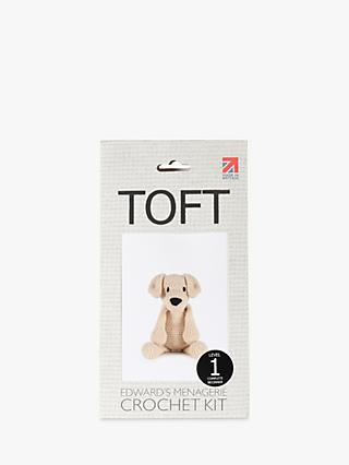 TOFT Eleanor The Labrador Crochet Kit