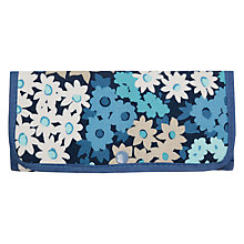 Buy John Lewis Camomile Lawn Print Sewing Roll Kit, Blue Floral Online at johnlewis.com