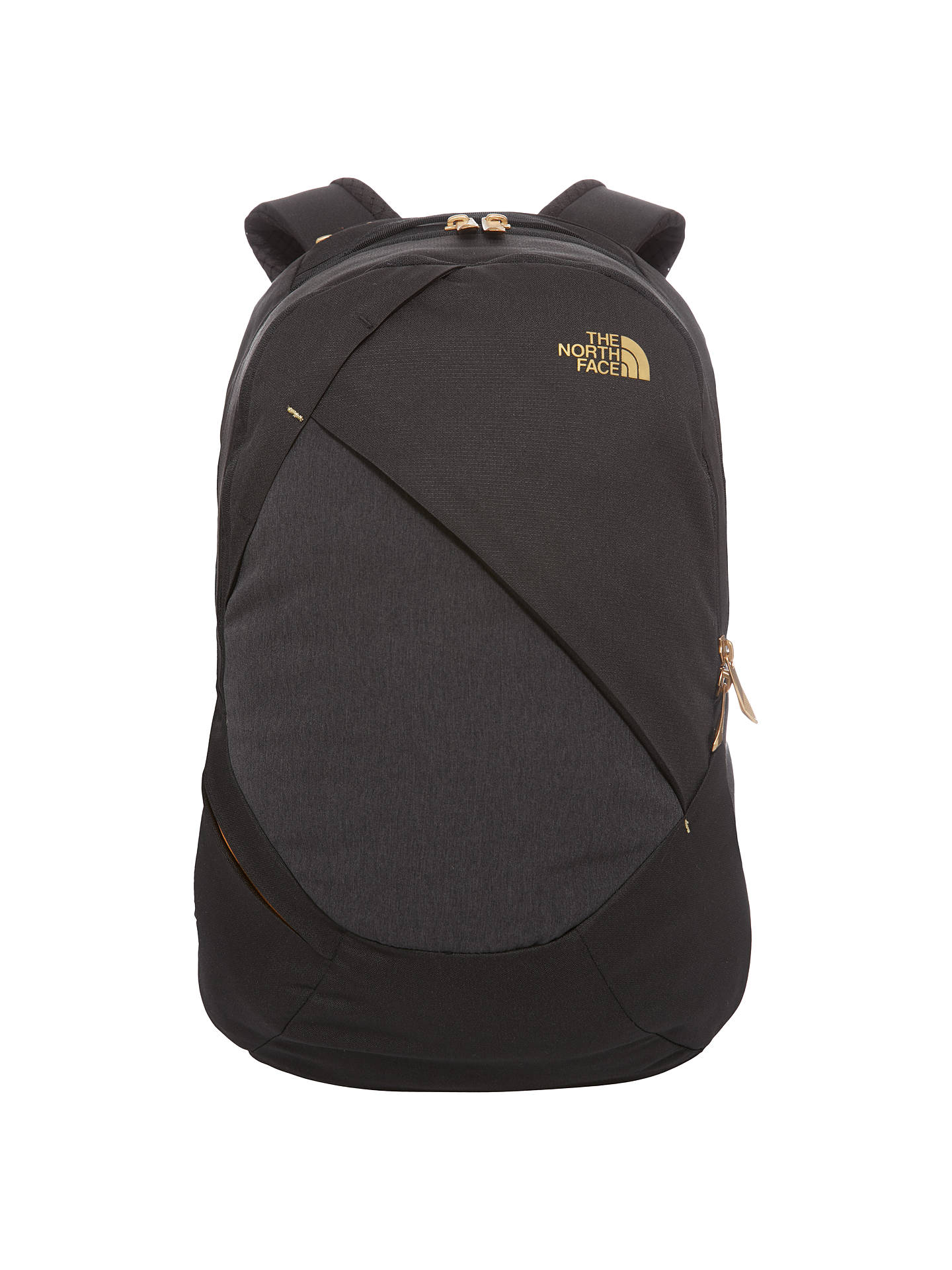 competitive price 48f27 e9d07 The North Face Women's Isabella Backpack, Black/Grey at John ...