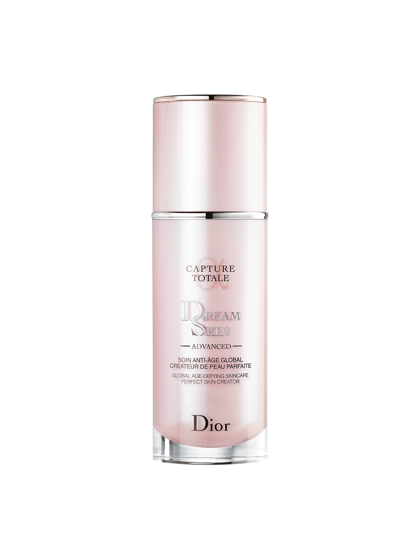 f8c08b39c7 Dior Capture Totale Dreamskin Advanced at John Lewis & Partners