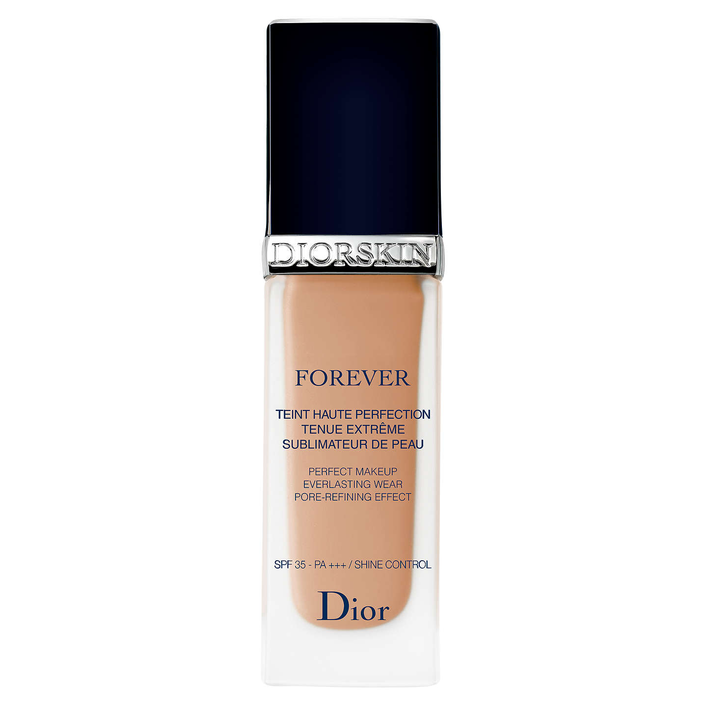 dior diorskin forever fluid foundation at john lewis. Black Bedroom Furniture Sets. Home Design Ideas