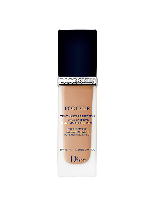 Buy Dior Diorskin Forever Fluid Foundation, Dark Beige 035 Online at johnlewis.com