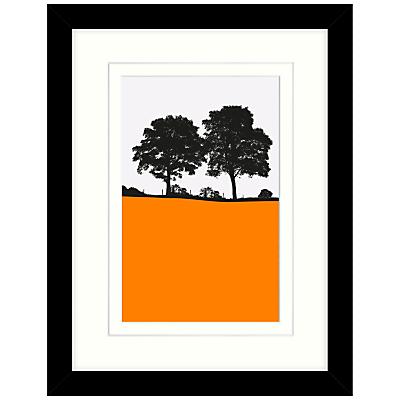 Jacky Al-Samarraie – Ballo Forest Perth Framed Print, 34 x 44cm