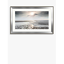 Buy Mike Shepherd - Reflections Of Heaven Embellished Framed Print, 110 x 70cm Online at johnlewis.com