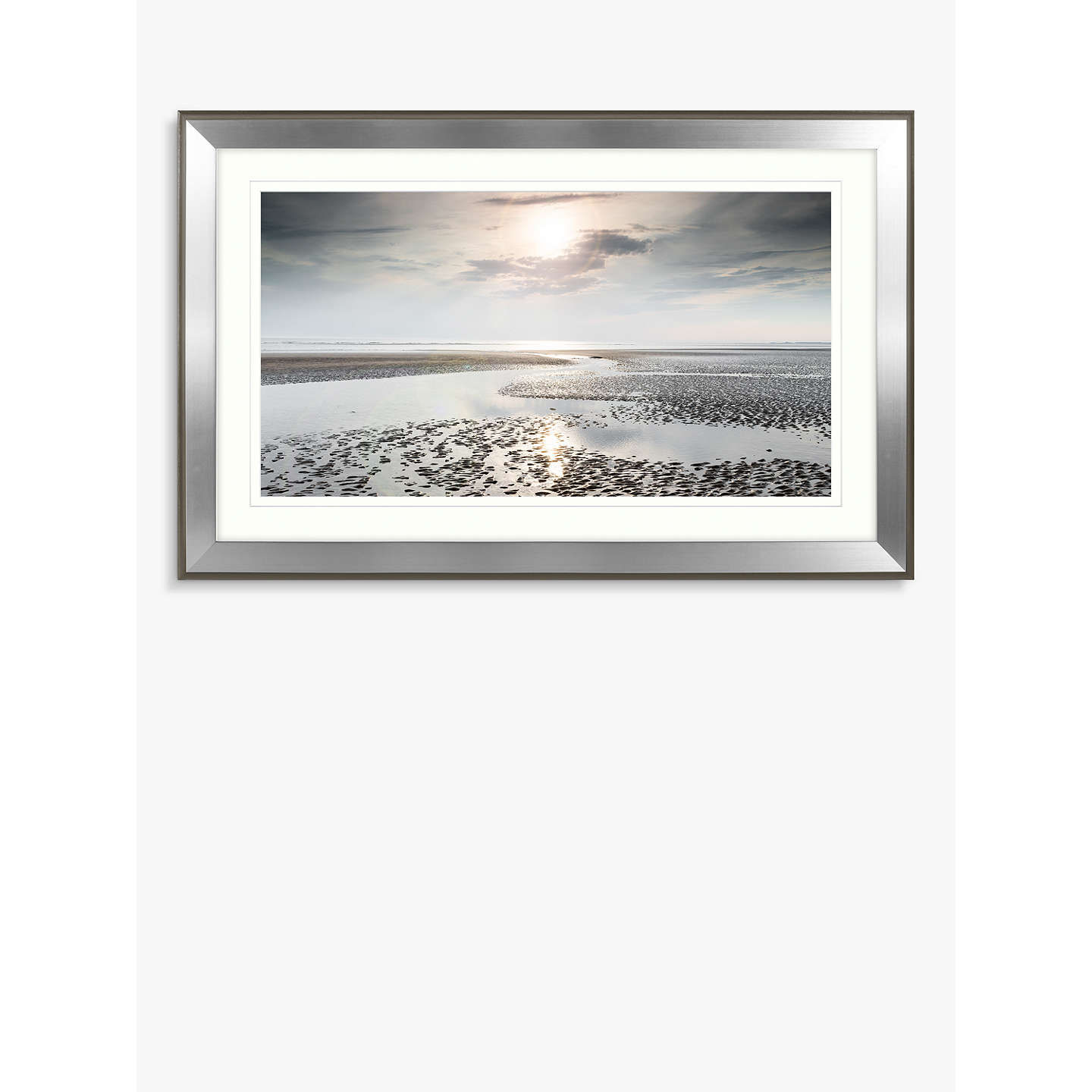 BuyMike Shepherd - Reflections Of Heaven Embellished Framed Print, 110 x 70cm Online at johnlewis.com