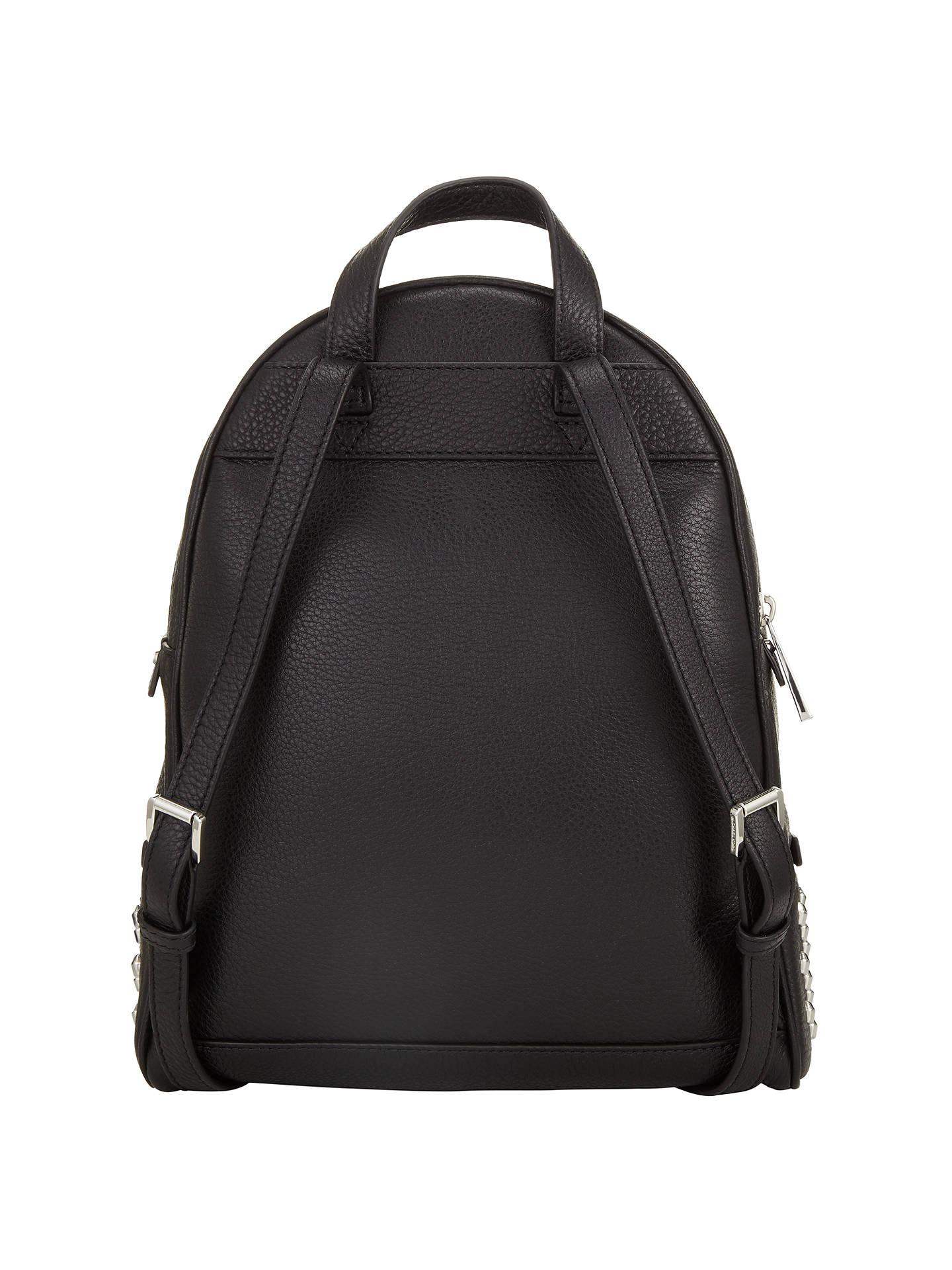 63fc2b2423d3 ... Buy MICHAEL Michael Kors Rhea Leather Studded Backpack