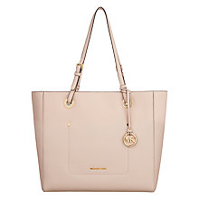 Buy MICHAEL Michael Kors Walsh Leather Large East / West Tote Bag Online at johnlewis.com