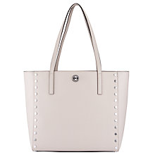 Buy MICHAEL Michael Kors Rivington Leather Studded Tote Bag Online at johnlewis.com