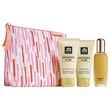 Buy Clinique Aromatics Elixir Essentials Fragrance Gift Set Online at johnlewis.com