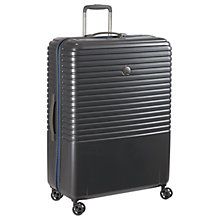 Buy Delsey Caumartin 76cm 4-Wheel Suitcase Online at johnlewis.com
