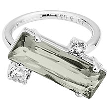 Buy Ted Baker Brijit Crystal Ring Online at johnlewis.com