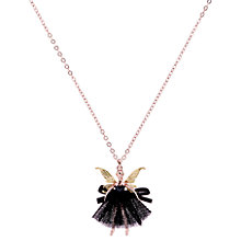 Buy Ted Baker Faylinn Mini Fairy Ballerina Pendant Necklace Online at johnlewis.com