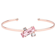 Buy Ted Baker Britte Crystal Baguette Cuff Online at johnlewis.com