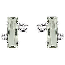 Buy Ted Baker Bria Crystal Baguette Cluster Stud Earrings Online at johnlewis.com