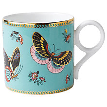 Buy Wedgwood Butterfly Dance Mug, Large Online at johnlewis.com