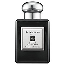 Buy Jo Malone London Orris & Sandalwood Cologne Intense, 50ml Online at johnlewis.com