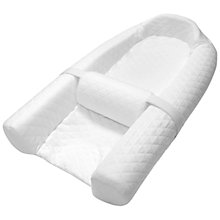 Buy Cocoonababy Sleep Positioner, White Online at johnlewis.com