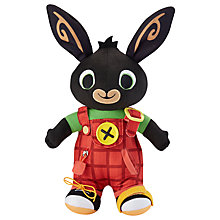 Buy Fisher-Price Bing Get Dressed Soft Toy Online at johnlewis.com