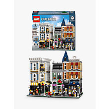 Buy LEGO Creator 10255 Assembly Square Online at johnlewis.com