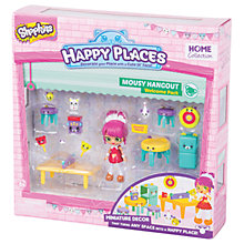 Buy Shopkins Happy Places Mousy Hangout Welcome Pack Online at johnlewis.com