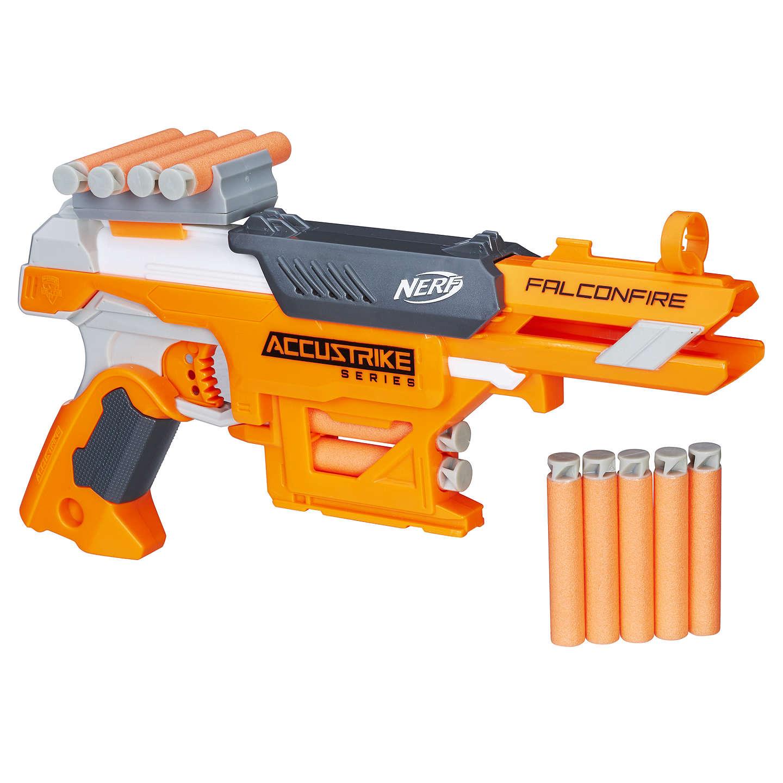 BuyNerf Falconfire Blaster Pack line at johnlewis