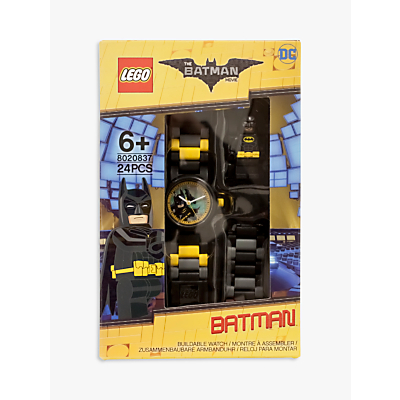 LEGO The LEGO Batman Movie Batman Minifigurine Link Watch