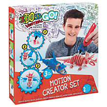 Buy Cool Create IDO3D Vertial Motion Creator Set Online at johnlewis.com