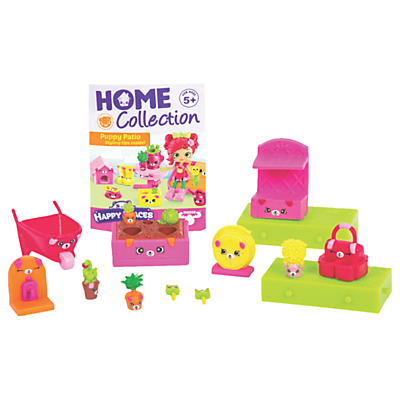 Shopkins Happy Places Puppy Patio Decorator's Pack