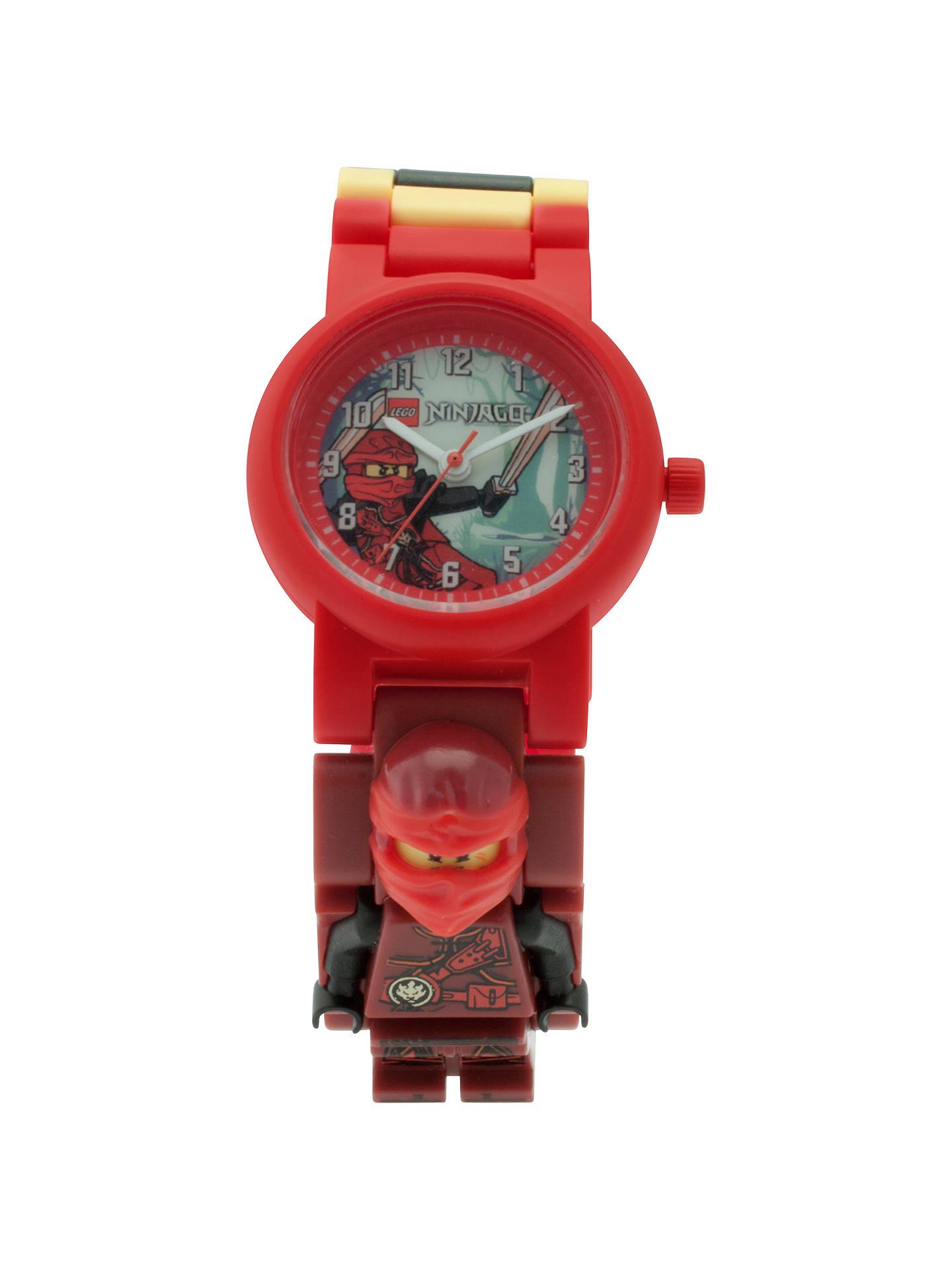 LEGO Ninjago 8020899 Kai Minifigure Buildable Watch at ...
