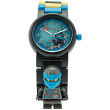 Buy LEGO Ninjago 8020912 Nya Minifigure Buildable Watch Online at johnlewis.com