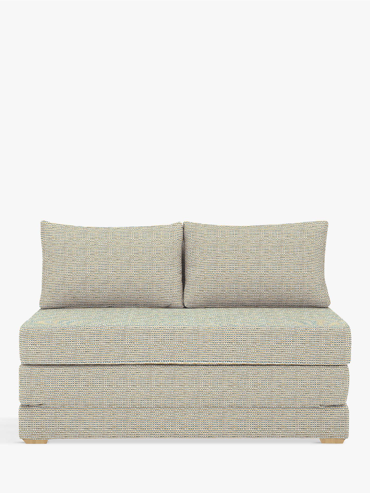 John Lewis Kip Small Sofa Bed With Foam Mattress Light Leg Kyla