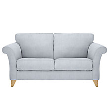 Buy John Lewis Charlotte Medium 2 Seater Sofa, Light Leg, Fraser Duck Egg Online at johnlewis.com