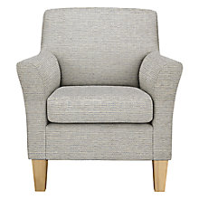 Buy John Lewis Corey Armchair, Light Leg, Kyla Ocean Online at johnlewis.com