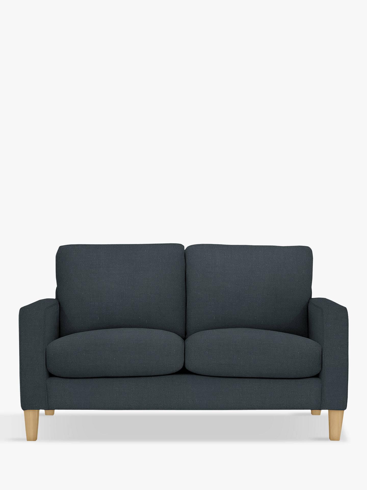 Tremendous John Lewis Partners The Basics Jackson Small 2 Seater Sofa Grey Ibusinesslaw Wood Chair Design Ideas Ibusinesslaworg