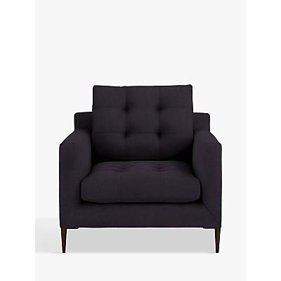 John Lewis Draper Armchair, Dark Leg