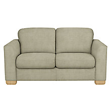 Buy John Lewis Cooper Medium 2 Seater Sofa, Light Leg, Elena Mocha Online at johnlewis.com