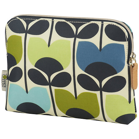 Buy Orla Kiely Climbing Rose Cosmetic Bag Online at johnlewis.com