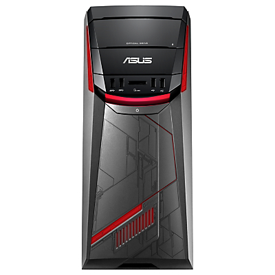 ASUS G11CD Gaming Desktop PC, Intel Core i5, 8GB, 1TB, NVIDIA Geforce GTX 1060, Black