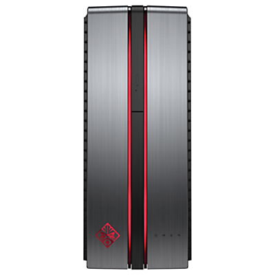 HP OMEN 870-220na Tower PC, Intel Core i5, 8GB RAM, 1TB HDD + 256GB SSD, NVIDIA GTX 1060