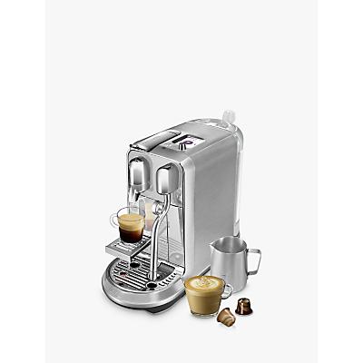Nespresso Creatista Plus Coffee Machine by Sage