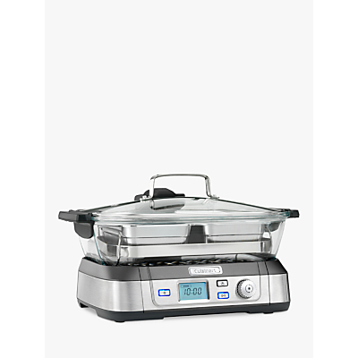Cuisinart STM1000U Cookfresh Professional Glass Steamer Review thumbnail