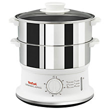 Buy Tefal VC145140 Food Steamer Online at johnlewis.com