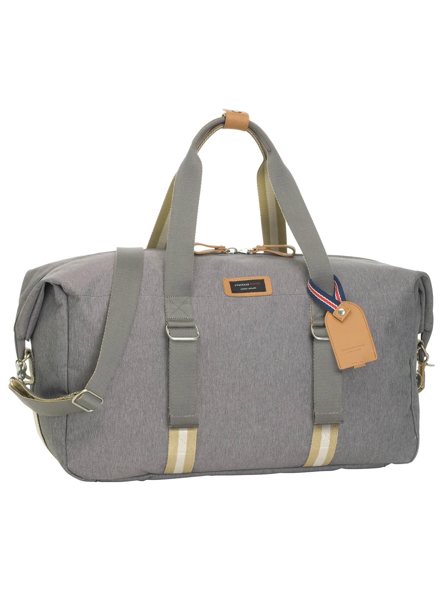 1521853b238b Storksak Travel Duffle Bag at John Lewis   Partners