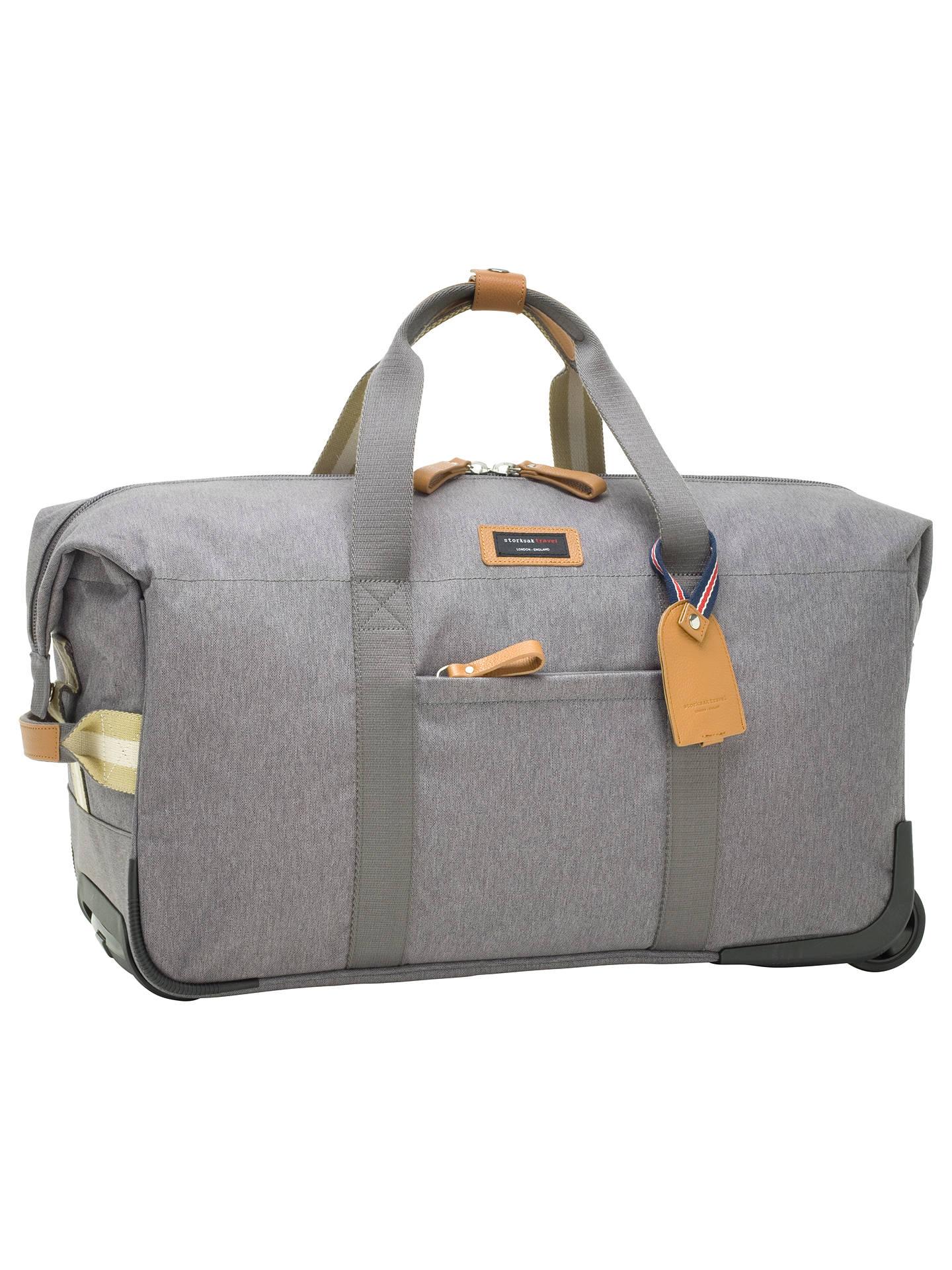 e2c82e8cfe Storksak Travel Cabin Bag at John Lewis   Partners