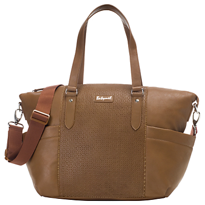 Babymel Anya Changing Bag, Tan