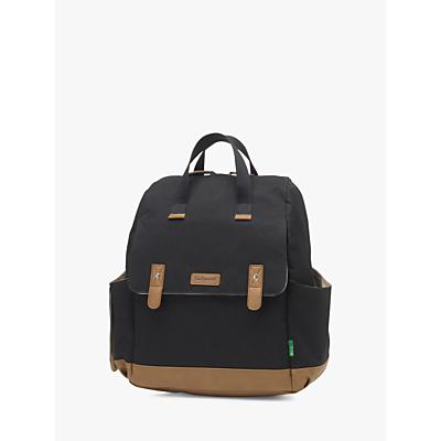 Babymel Robyn Convertible Backpack, Black