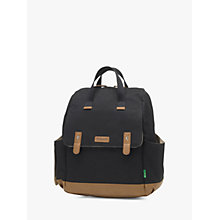 Buy Babymel Robyn Convertible Backpack, Black Online at johnlewis.com