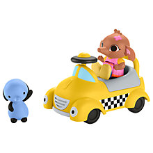 Buy Bing Bunny Talkie Taxi Toy Online at johnlewis.com