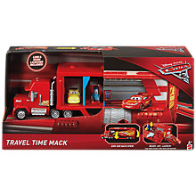 Buy Cars 3 Travelling Mack Playset Online at johnlewis.com