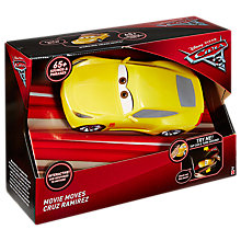 Buy Disney Pixar Cars 3 Movie Moves Cruz Ramirez Online at johnlewis.com